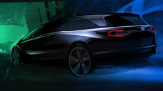 Honda teases 2018 Odyssey before Detroit auto show debut  HondaTeases, Honda, Teases, AutoShow, FamilyCar, News
