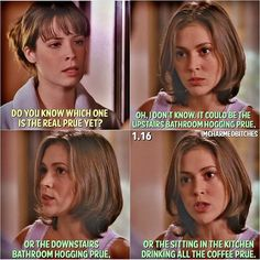 Serie Charmed, Charmed Tv Show, Charmed Quotes, Alyssa Milano Hair, Phoebe And Cole, 90s Grunge Hair, Charmed Sisters, Shannen Doherty, Old Shows