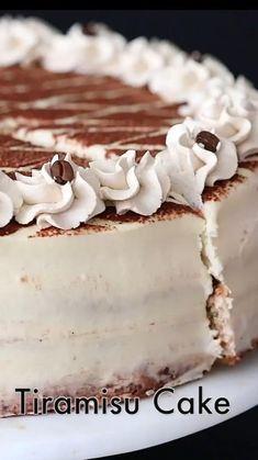 Cake Filling Recipes, Cake Mix Recipes, Bakery Recipes, Cupcake Recipes, Gourmet Recipes, Sweet Recipes, Cupcake Cakes, Dessert Recipes, Cupcakes