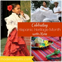 More than 20 activities to do with your kids during Hispanic Heritage Month via modernmami.com