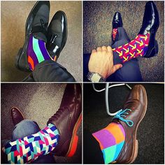 Guys up your sock game today with Soxy.