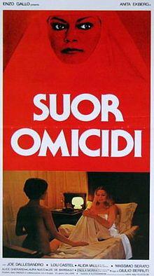 "Killer Nun (1978, ""Suor Omicidi,"" A. K. A. Deadly Habit)"