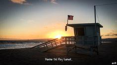 July 3, 2016 Marina Del Rey Sunset... Day 656