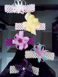 More Head bands.....