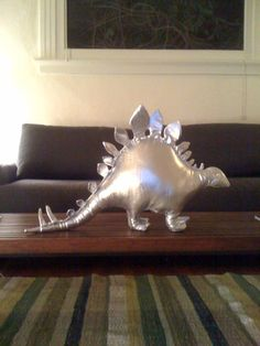 if my sister has a boy i a making an awesome dinosaur