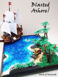 Discuss Blasted Ashore! by Mark of Falworth