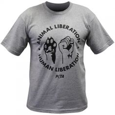 Animal/Human Liberation Unisex T-Shirt
