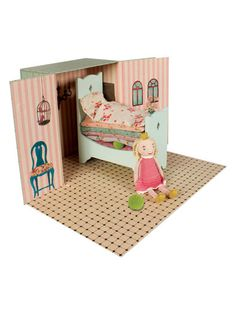 Princess and the Pea Playset in Gift Box by Maileg at Gilt