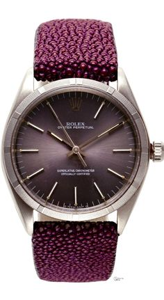 Rolex ● Stainless Steel Oyster Perpetual      BL