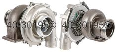 Matches For 40-30195 - OEM BorgWarner Turbos From Buy Auto Parts. BorgWarner number 179080. buyautoparts.com