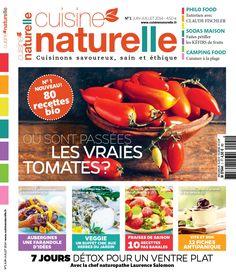 Cuisine naturelle - penser à l'acheter