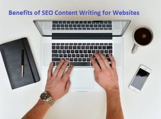 SEO content writing helps you improve ranking, generate traffic, build brand value and thus conversions