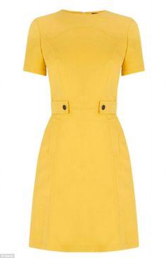 Plain Shift Dress Source by dress outfits Day Dresses, Dress Outfits, Casual Dresses, Fashion Dresses, Short Sleeve Dresses, Dresses For Work, Looks Kate Middleton, 1960s Shift Dress, Robes Vintage