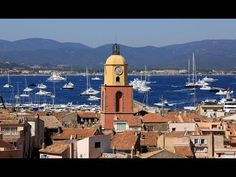 """Places to see in ( Saint Tropez - France )  Saint-Tropez is a coastal town on the French Riviera in the Provence-Alpes-Côte d'Azur region of southeastern France. Long popular with artists the town attracted the international """"jet set"""" in the 1960s and remains known for its beaches and nightlife. The cobblestoned La Ponche quarter recalls its past as a fishing village although yachts now outnumber fishing boats in the Vieux Port (Old Port).  Saint Tropez is a town 100 kilometres (62 miles)…"""