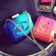 Chanel Tweed Multicolor Chain Shoulder Bag – The Fashion Mart Luxury Purses, Luxury Bags, Luxury Handbags, Chanel Handbags, Purses And Handbags, Chanel Bags, Coco Chanel, Givenchy, Balenciaga