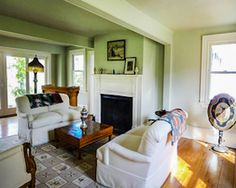 The four-bedroom farmhouse has a beautiful kitchen with hardwood floors and many windows, a living room with fireplace and a large, inviting porch. There is a one-bedroom guest house on the property as well as two large barns and frontage to both Wappingers Creek and another smaller trout stream. Listed for $3.790 million by Heather Croner Real Estate.