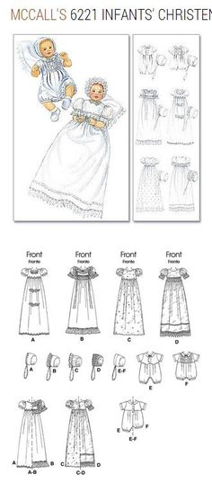 1d1f380d6 Christening Gowns, Flatware, Christening Dresses, Place Settings, Shun  Cutlery, Dinnerware, Table Place Settings