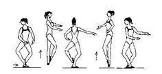 """Emboité: participio pasado usado como sustantivo masculino del verbo emboiter """"meter una cosa dentro de otra"""". conjunto de saltos chicos que, por lo general, se practican en serie rebotando de un pie al otro, con media vuelta en cada salto. Se pueden hacer sobre el cou de pied o en pequeño attitude. Ballet Pictures, Dance Pictures, Ballet Definition, Ballet Words, Dance Positions, Cool Dance, Dance Recital, Dance Teacher, Dance Lessons"""