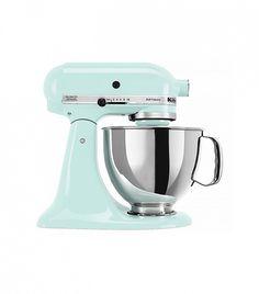 KitchenAid Ice Blue Artisan Stand Mixer