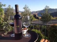 Vinos locales. Local wines