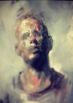 South Africa Artist Ryan Hewett (1979) Painting People, Figure Painting, Painting Art, Abstract Portrait, Portrait Art, South African Art, African Artists, Portraits, Art Sketchbook