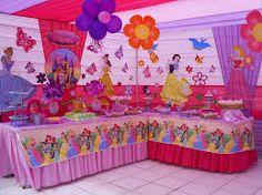 fiestas de princesas buscar con google
