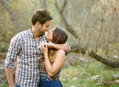 Outdoor Engagement Session from Erin Hearts Court | Elizabeth Anne Designs: The Wedding Blog