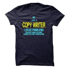 I'm A COPY WRITER T-Shirts, Hoodies. Get It Now ==>…
