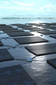 Solar Water Desalinization above water 2