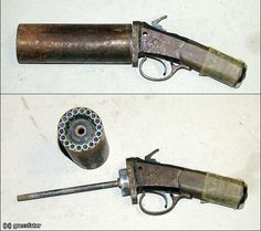 WTF Weapons - 32 Homemade Firearms