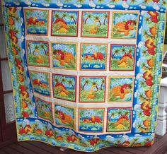 Dinosaurs Dinosaurs, Quilts, Blanket, Bags, Handbags, Quilt Sets, Blankets, Log Cabin Quilts, Cover