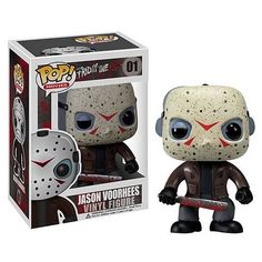 Funko POP! Friday the 13th: Jason Voorhees - PlayAndCollect