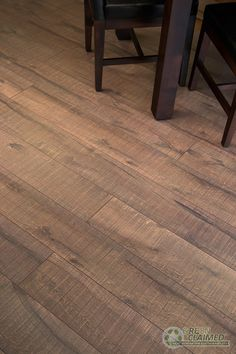 Engineered Cork Flooring Planks In Driftwood By Cali Bamboo Sample