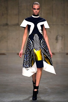 Peter Pilotto - LFW FALL 2013