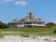 Newport, Rhode Island.  When I saw this house last week it made me hate my life.