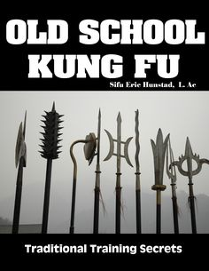 "Order ""Old School Kung Fu"". Use coupon code  25off  for 25% off your order. Visit www.oldschoolkungfunow.com for a closer look."