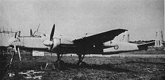 6 November 1942 First flight #flighttest of the Heinkel He219