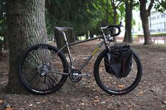 "Salsa Cycles ""Vaya(650B)"" for Ridealive2014"