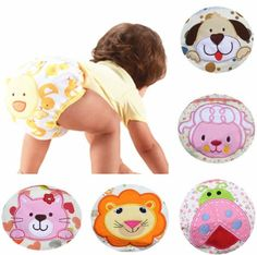 Cartoon Breathable Baby merries Training Pants/Newborn Cloth Diaper/Reusable Nappy Cover cloth diaper pant disposable nappies