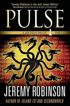 Pulse (Chess Team Adventure series Book 1) by Jeremy Robinson http://www.amazon.com/dp/B002LA0A0W/ref=cm_sw_r_pi_dp_UDzXvb0B43BAP