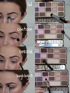 Best Makeup Dupes Too Faced Eyeshadow Palette Ideas Eye Makeup Tips, Makeup Dupes, Makeup Goals, Beauty Makeup, Beauty Tips, Too Faced Eyeshadow, Too Faced Makeup, Eyeshadow Looks, Eyeshadow Palette