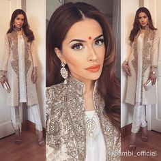 Desi outfit Women jacket over women traditional suit Long jacket over suit Indian Wedding Outfits, Pakistani Outfits, Indian Outfits, Indian Clothes, Indian Men Fashion, Asian Fashion, Indian Attire, Indian Ethnic Wear, Indian Jackets