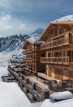 Take a look at the recent coverage in the press about our luxury ski holidays and chalets. Snowboarding, Skiing, Winter Lodge, Luxury Ski Holidays, French Alps, Ski Chalet, Log Homes, Lodges, Warm