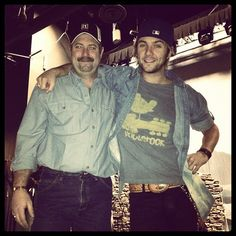 """""""Charlie"""" my driver, thanks for getting me everywhere amigo! Luv ya . ;) #keithharkin  I luv this picture of Keith!"""
