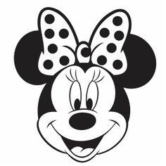 Cricut Vinyl, Vinyl Art, Vinyl Decals, Minnie Mouse Images, Minnie Mouse Shirts, Minnie Maus Silhouette, Disney Silhouette Art, Vinil Cricut, Image Svg