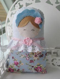 Boneca Russa Matrioska - Dellicatess for Babies - 2BFD3