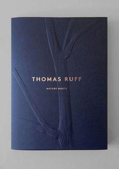 Thomas Ruff Business Card Design by Atelier Dyakova Print Design Luxury Graphic Design, Logo Design, Design Poster, Web Design, Typography Design, Layout Design, Print Design, Branding Design, Design Packaging
