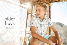 Festival | Older Boys 3yrs - 16yrs | Boys | Next: United States of America