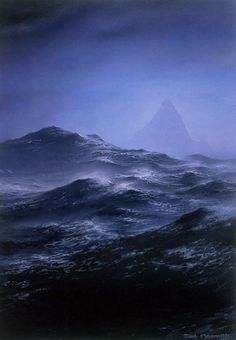 ted nasmith_the Silmarillion Ainulindale_the music of the ainur www.dana-mad.ru - Search by image (off 'The Silmarillion')