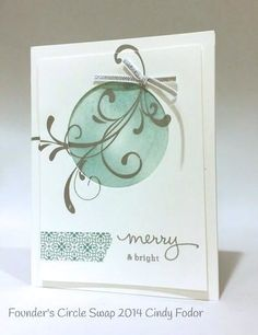 Stampin up stampin' up! stampinup stamping pretty mary fish endless wishes and Everything Eleanor